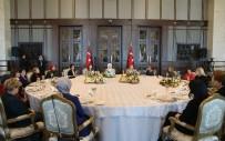 EMINE ERDOĞAN - Emine Erdoğan Büyükelçi Eşleri İle Bir Araya Geldi