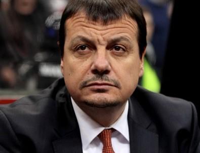 Ergin Ataman kararını verdi