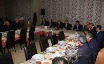 İLETİŞİM FAKÜLTESİ - ERÜ Rektörü Güven, Gazetecilerle Sohbet Toplantısı Gerçekleştirdi