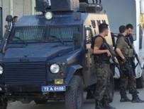 Eylem hazırlığındaki Suriyeli yakalandı