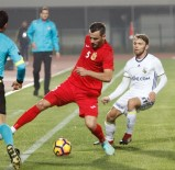 VOLKAN DEMİREL - Fenerbahçe Kolay Kazandı