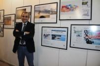 ABDİ İPEKÇİ - Gazeteci Canaran'ın Dünyaya Mal Olan Fotoğrafları Mersin Sergisinde