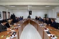Gümüşhane'de 'Pestilin Marka Değeri' Konulu Toplantı Düzenlendi