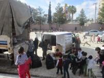 FEDAKARLıK - Haliliyeli Öğrenciler Oyuncaklarını Halepli Çocuklara Gönderdi