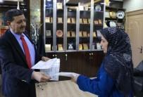 Harran'da KOSGEB Kursiyerleri Sertifikalarını Aldı