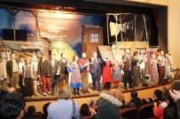 ÇINGENELER - 'Hıdrellez' Adlı Tiyatro Büyük Beğeni Kazandı