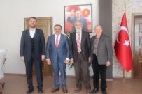KASKİ Yönetiminden Başkan Cabbar'a Ziyaret