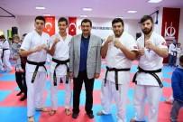 KEÇİÖREN BELEDİYESİ - Keçiören Belediye Başkanı Ak'dan Tekvandocu Gençlere Ziyaret