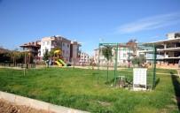 İMAR PLANI - Kepez'e 50 Bin Metrekare Yeni Park