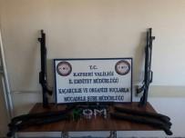 MERMİ - KOM'dan Operasyon Açıklaması 2 Gözaltı