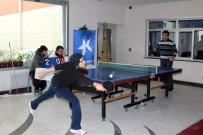 ATAKENT - Küçükçekmece Belediyesi Kış Spor Oyunları Başladı