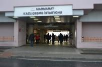 ÖZEL HAREKAT POLİSLERİ - Marmaray Ve Yenikapı Metrosunda 'Ortaköy Saldırganı' Alarmı