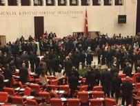 Meclis'te arbede çıktı