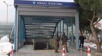 ÖZEL HAREKAT POLİSLERİ - Metroda 'Ortaköy Saldırganı' İhbarı Polisi Alarma Geçirdi