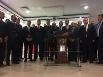 İLKER HAKTANKAÇMAZ - Milli Savunma Bakanı Fikri Işık MKE'de Üretilen MPT-76 Piyade Tüfeklerini TSK'na Tesli Etti