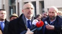 AĞIR CEZA MAHKEMESİ - MİT Tırları Davasında Enis Berberoğlu'na Müebbet Hapis Talebi