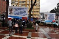 SAĞANAK YAĞMUR - Nazilli'de Şehit Polisler İçin Lokma Hayrı Yapıldı