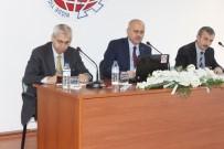 ERTAN PEYNIRCIOĞLU - Niğde'de 2017 Yılı İl Koordinasyon Kurlu Toplantısı Yapıldı