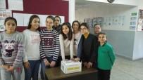 OSMAN KARAASLAN - Öğrencilerden 'Sanki Yedim' Kampanyası