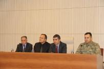 Oltu'da Asayiş Ve Ekonomi Toplantısı Yapıldı