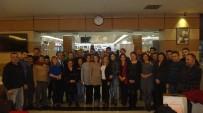 GAZETECILER GÜNÜ - Özdilek AVM Gazetecileri Yine Unutmadı