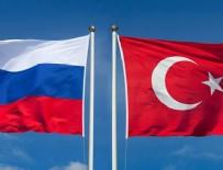 DOĞALGAZ BORU HATTI - Rusya'dan Türkiye ile ilgili vize açıklaması