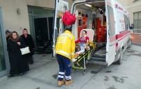 Sakarya'da Trafik Kazası Açıklaması 5 Yaralı