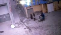 Şanlıurfa'da Kapkaç Kameraya Yansıdı