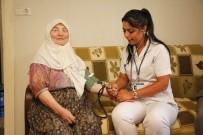 GIDA YARDIMI - SOBE'de 2 Bin 758 Yaşlıya Ulaşıldı