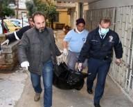 OLAY YERİ İNCELEME - Su Tesisatçısı, Su Basmış Evinde Ölü Bulundu