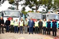 FORD - Tarsus Belediyesi Araç Filosunu Güçlendirdi