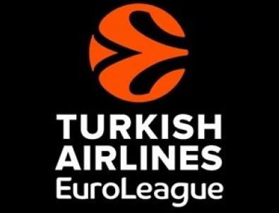 THY Euroleague'de 17. hafta heyecanı