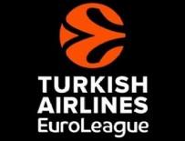 KIZILYILDIZ - THY Euroleague'de 17. hafta heyecanı