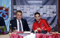 MUHARREM USTA - Trabzonspor Medjani sözleşme imzaladı