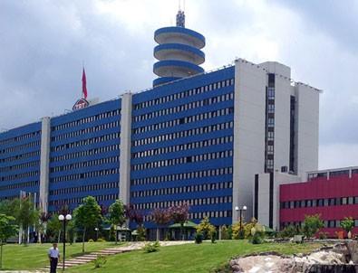 TRT Genel Müdürlüğüne bomba ihbarı