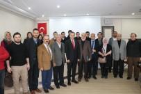 MEHMET DOĞAN - Türkiye Yazarlar Birliğinde ''Hoca Ahmet Yesevi Ve Hikmet'' Konferansı