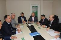 KEÇİ - 'Ülkesel Halk Elinde Islah Projesi' İl İstişare Kurulu Toplantısı Yapıldı