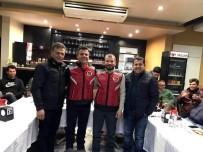 AHMET TURAN - Usta Sürücüler SETMOG Yeleği Giydi