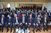 GENÇLİK VE SPOR BAKANLIĞI - 2017 Yılı 1. İl Koordinasyon Kurulu Toplantısı Tercan Da Yapıldı