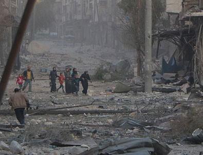 ABD yönetiminden Suriyeli rejim yetkililerine yaptırım kararı