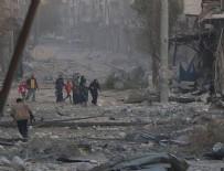 KİMYASAL SİLAH - ABD yönetiminden Suriyeli rejim yetkililerine yaptırım kararı
