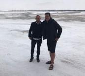 ACUN ILICALI - Acun Ve Sneijder'in Uçağı Çorlu'ya İndi