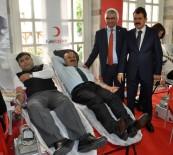 Adana Adliyesi'nde Kan Bağışı Kampanyası