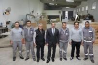 MOBİLYA - Antalya Büyükşehir Kendi Mobilyasını Üretiyor