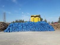 HAVA KIRLILIĞI - Antalya'da Kriterlere Uymayan 2 Bin 48 Ton Kömür İl Dışına Çıkarıldı