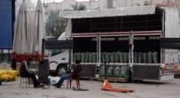 SOĞUK HAVA DALGASI - Antalya'daki Soğuk Hava Türkiye Pazarını Vurdu