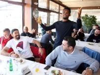 SALİH DURSUN - Antalyasporlular Yemekte Buluştu