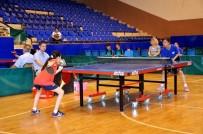 MİMAR SİNAN - Aydın'da Okullar Arası Masa Tenisi Grup Müsabakası Başlıyor