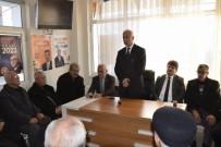 BİR AYRILIK - Bahşılı'da SP'li 3 Belediye Meclis Üyesi AK Parti'ye Geçti