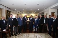 TERÖR SORUNU - Bakan Eroğlu Açıklaması 'Türkiye'nin Önünü Kesmek İsteyen Çok'